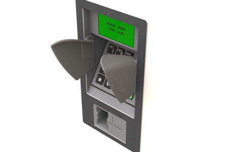 T3 access control and key pad shield for recess pin pads