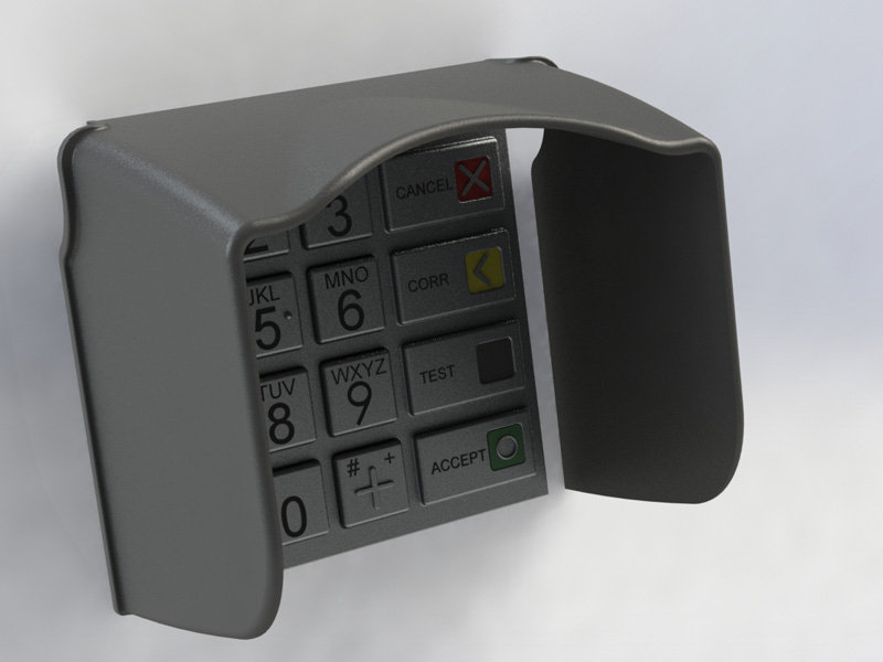 T9 vertical for ProCash 2250 machines
