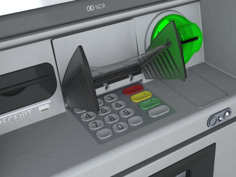 T9+ 22 for NCR SelfServ 6622, 6626 ATMs 6631