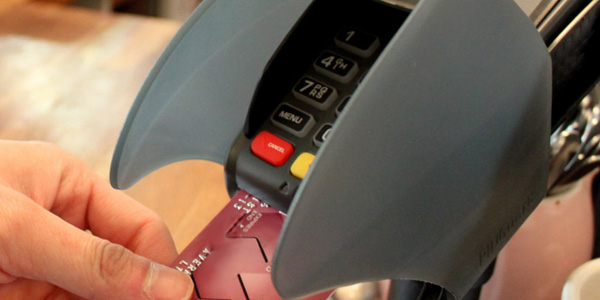 R2 chip and pin POS security