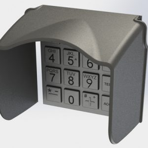 ATM T9 Vertical for ProCash 2250, ProCash 2350 and CINEO ATMs