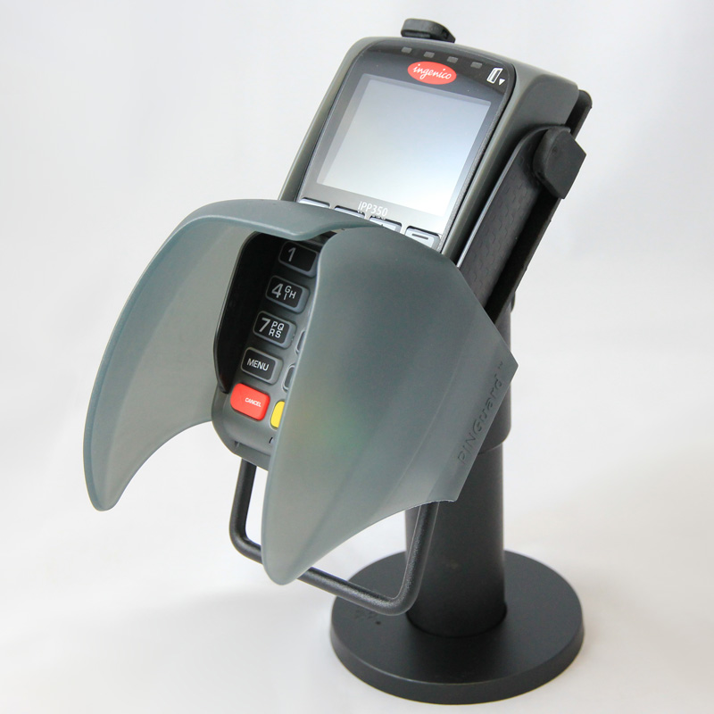 R2+ chip and pin guard for Optimum POS terminals