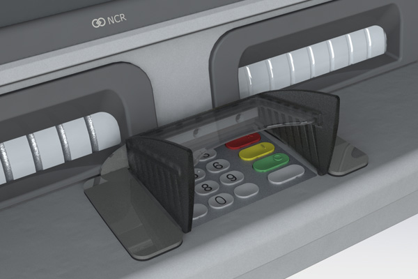 T9+ 32 for NCR SelfServ 6625, 6634 and 6632 ATMs