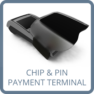 Chip and pin payment terminal shields